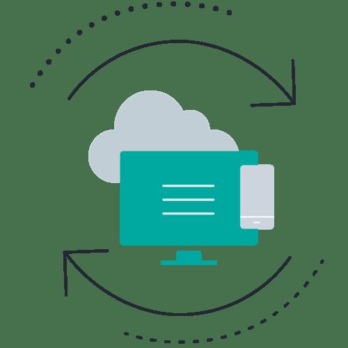 Cloud mac phone