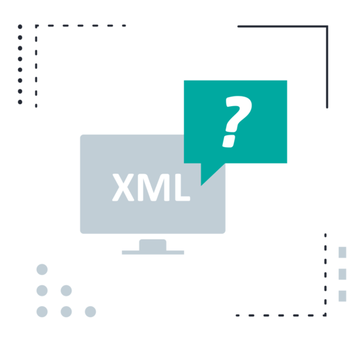 Desktop xml question mark
